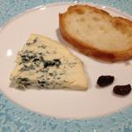 レストラン 香松 - チーズ