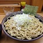 つけ麺 渡辺 - 太麺大!