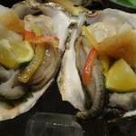 宮がみ屋 - 生牡蠣