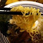 一刀竜 - 縮れ麺との絡みが最高!!