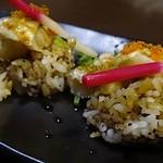 鶏っく - 鱈のオーブン焼き ~梅香る寿司見立て~