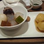 MARUFUJI CAFE - デザートセット