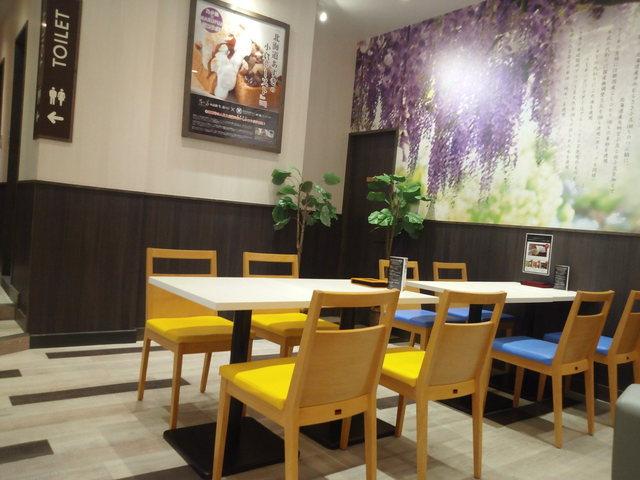 MARUFUJI CAFE - 店内