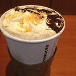 スターバックス・コーヒー - チョコレート オランジュ モカ Grande