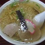 丸竹食堂 - ちゃーしゅー麺