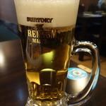 四季海岸 - 生ビール