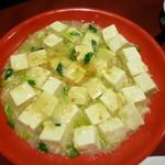 謝朋殿 - 白麻婆豆腐1460円+税
