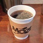 MOZU - 無料テイクアウトのコーヒー