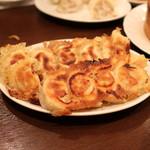 一味玲玲 - 大蒜(ニンニク)焼き と 香菜豆豉(パクチトウチ辛口)焼き (2015/01)