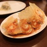 一味玲玲 - 白菜(ハクサイ)焼き (2015/01)