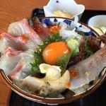 レストラン よし川 - 海鮮丼