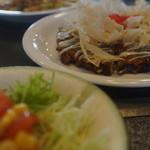 お好み焼きのぶ - 料理写真:Aセット
