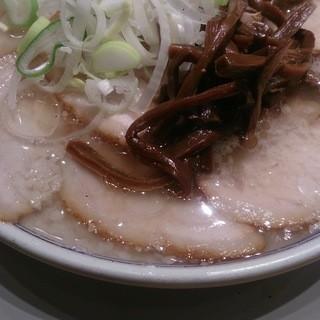 田中そば店 - 料理写真:肉そば