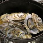 ITALIAN×SPANISH グラニタ - 厚岸直送Lサイズ牡蠣まるえもん(3個)