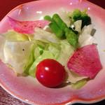 花木鳥 - サラダ