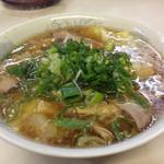 珍元 - ワンタン麺