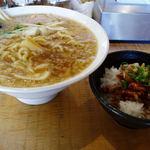 双麺 錦糸町店 - ランチAセット 800円