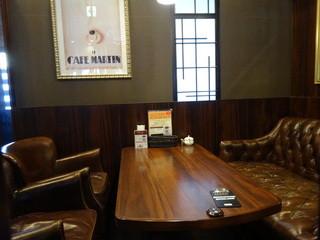 星乃珈琲店 鎌倉常盤店 - ソファ席もあります