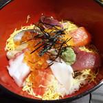 明己悟 - 「海鮮丼」