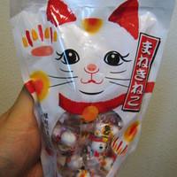 カルディ コーヒー ファーム-招き猫チョコ。