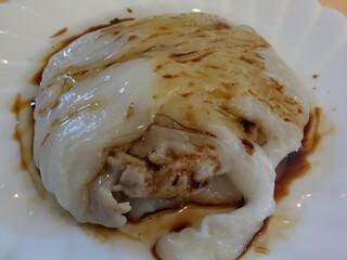 粥菜坊 - 豚肉腸粉(ちょうふん)