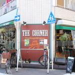 ザ・コーナー ハンバーガー&サルーン - 外観