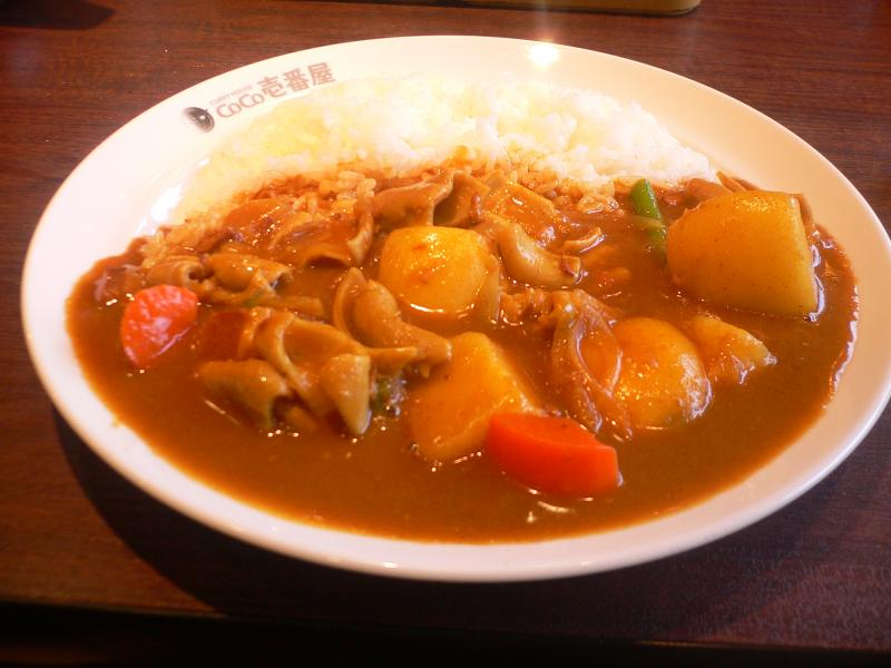 CoCo壱番屋 加古川平岡店