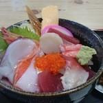 34390265 - 海鮮丼