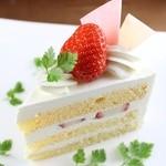 仏蘭西菓子 ルフラン - 料理写真:ショートケーキ