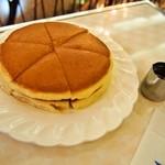 純喫茶 アメリカン - ホットケーキ