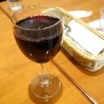 かまやカフェ・デュ・レヴァベール - グラスワイン450円