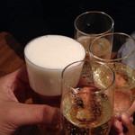 34394420 - 2015/1/☆ まずは乾杯!