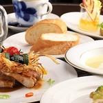 ビストロ ヴィーダ - ◆料理