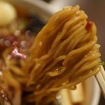 白樺山荘 - 麺