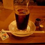 六曜社 地下店  - アイスコーヒー
