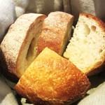 RISTORANTE YAGI - 自家製パン