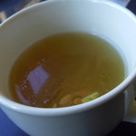 34400657 - はらぺこセット・魔女たまハンバーグセット共通コンソメスープ