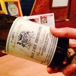 ル クロ - 南フランス産白ワイン!重めで旨い!