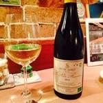 ル クロ - 北フランス産白ワイン!