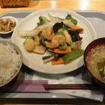 中華居酒屋 三国 - 八宝菜