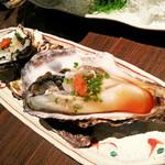 寿司の磯松 - 生牡蠣