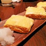 寿司の磯松 - 玉子焼