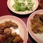 グリルハンター - 肉料理とサラダのブッフェ