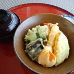 米屋 - 料理写真:天丼