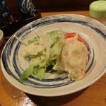 大衆割烹 三州屋 - 野菜サラダ(ポテトサラダ)