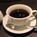 カフェ コムサ - 珈琲