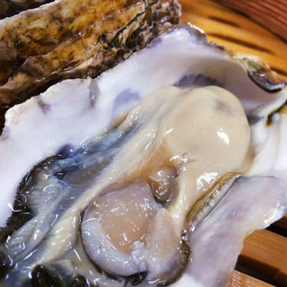 生牡蠣&焼き牡蠣食べ放題3980円(税抜)フィーバーセット☆