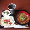 夢キッチン - 料理写真:カレーのおうどん(大盛) 930円