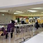 都庁第一本庁舎32階職員食堂 - 職員食堂内の様子です
