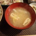 34407070 - 味噌汁